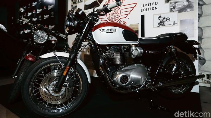 Triumph Motorcycles meluncurkan New Tiger 900 GT Pro, New Tiger 900 Rally, Bonneville T100 Bud Ekins, Bonneville T120 Bud Ekins, dan Rocket 3 R di Indonesia.