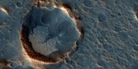 Foto Permukaan Mars