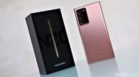 Libur Panjang, Yuk Cobain Fitur Tersembunyi di Galaxy Note 20 Ini