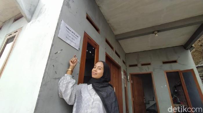 ibu muda di bandung barat jual rumah sekaligus cari suami