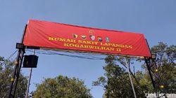 Rumah Sakit Lapangan Surabaya Kini Tinggal Rawat 39 Pasien COVID-19