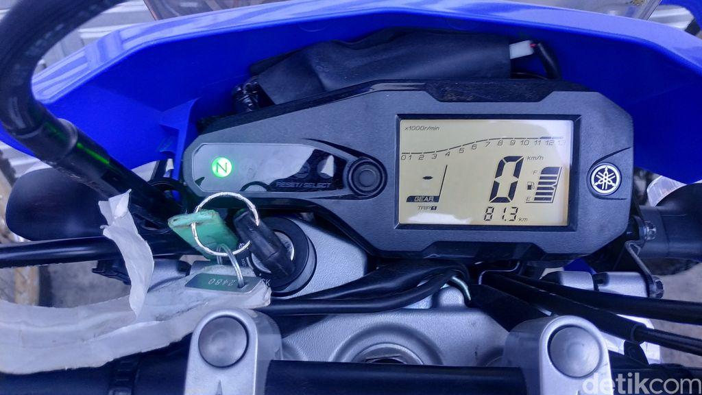 Konsumsi Bahan Bakar Yamaha WR155R
