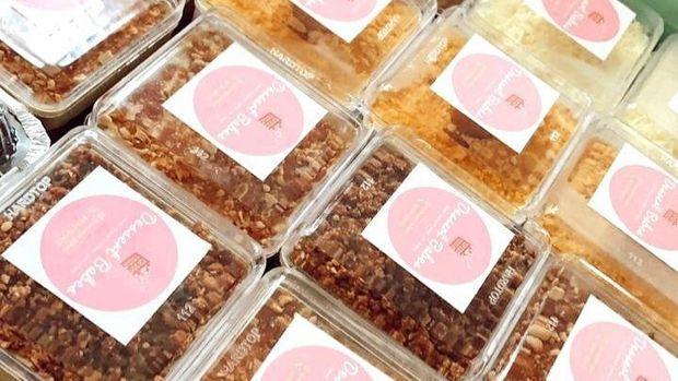 Manisnya Bisnis Dessert Box Kekinian Beromzet Rp 20 Juta/Bulan