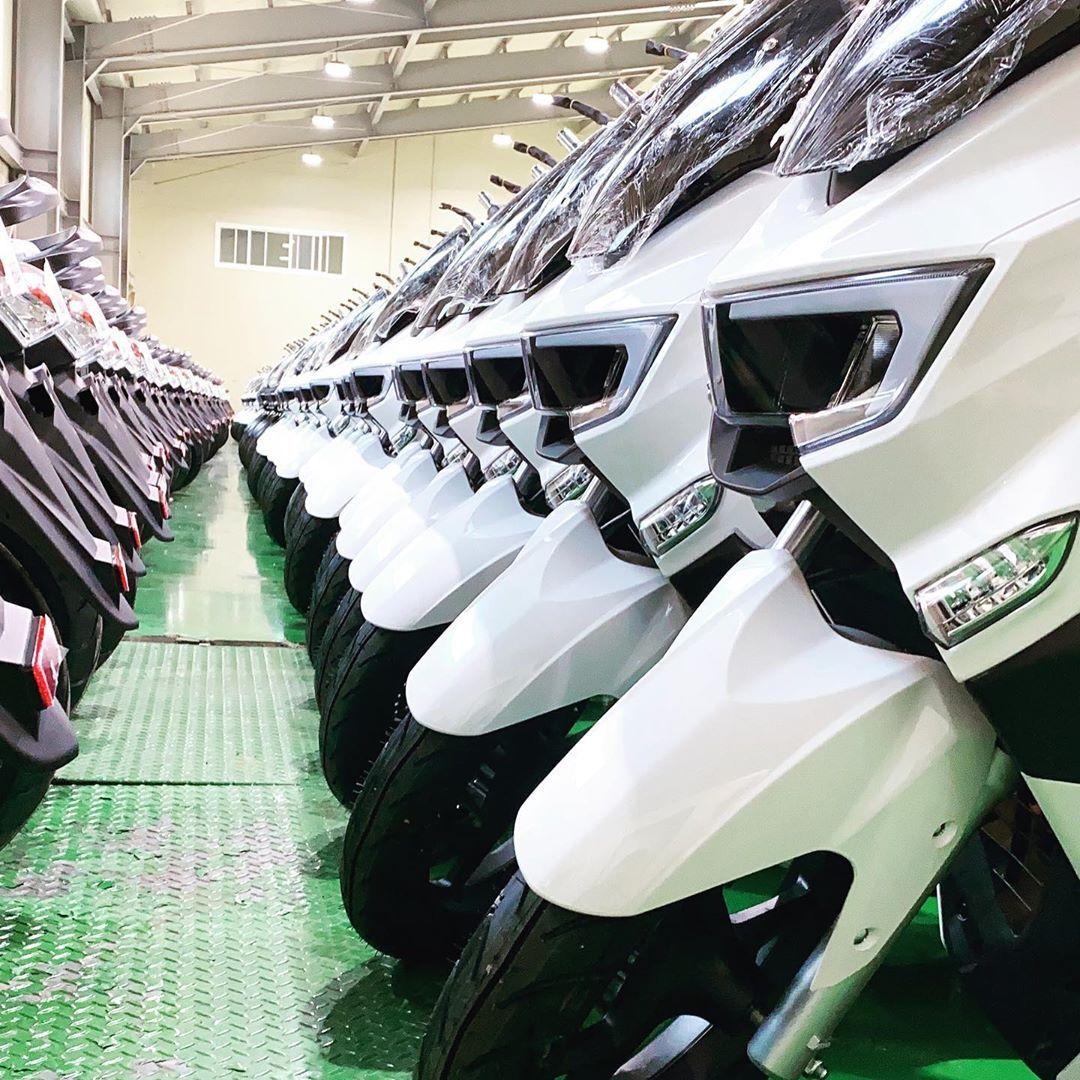 MBI, motor listrik asal Korea Selatan yang mirip Nmax Bakal Dijual di Indonesia