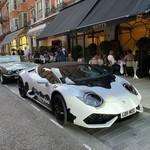 Aduh! Mobil Super Lamborghini Huracan Dimodif Bergaya Sapi