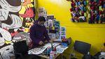 Napi di Peru Produksi Masker dari Balik Jeruji Besi Saat Pandemi