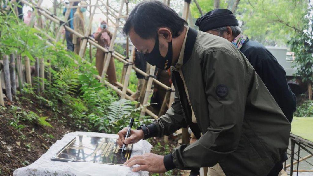 Warga Bogor Dirikan Hutan Kampung, Ini Potensinya Kata Bima Arya