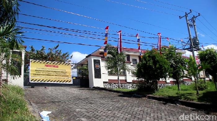 PN Parepare tutup layanan selama 3 hari (Hasrul-detikcom).