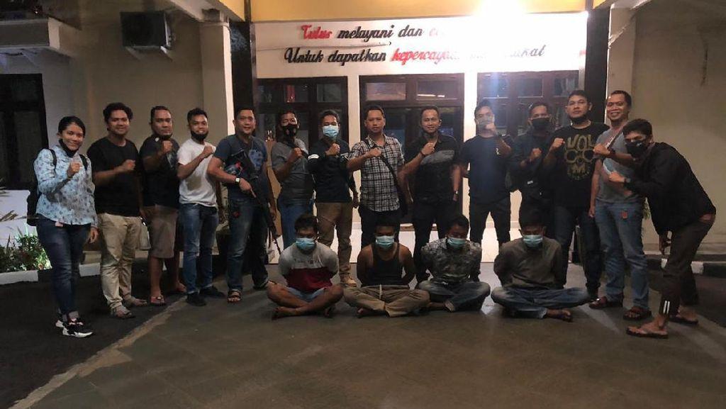 Polisi Gadungan Ditangkap Setelah Peras Wanita di Kalsel hingga Rp 1,3 M