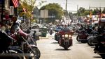 Nah Loh! 266 Ribu Orang Positif Corona Gegara Touring Moge di AS