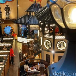 Bersantap di Twelve Jakarta, Restoran Instagramable Terbaru Milik Ayu Dewi