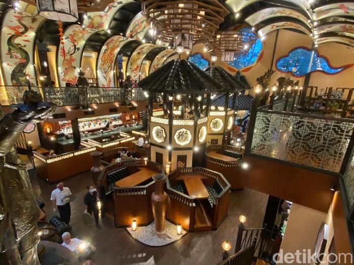 Restoran Twelve Jakarta