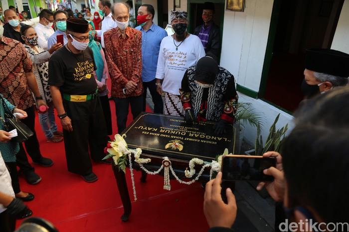 Risma Akan Jadikan Rumah Kelahiran Bung Karno di Jalan Peneleh Gang Pandean IV No 4 Jadi Museum