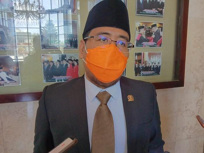 Sekretaris DPD Gerindra Jatim, Anwar Sadad