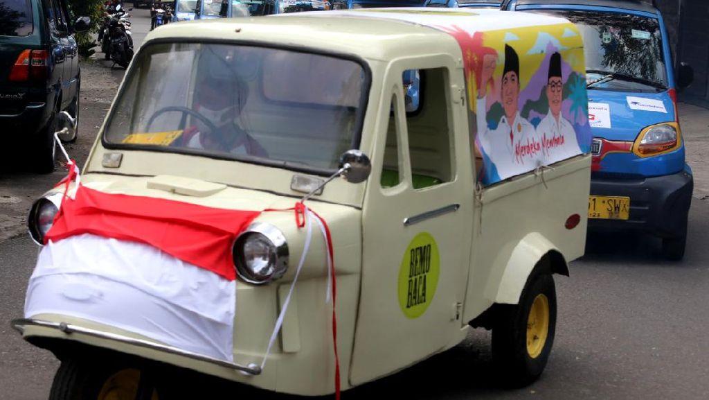 Semarak Perayaan HUT RI di Tengah Pandemi