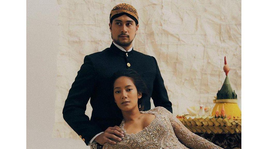 Gaya Terbaik Pengantin Artis yang Menikah di 2020, Sherina Sampai Tara Basro