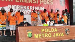 Meninggal di RS Polri, dr Sarsanto Tersangka Kasus Aborsi Kena COVID-19