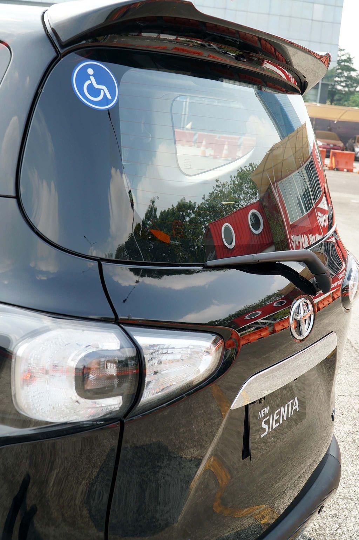 Toyota Sienta Welcab