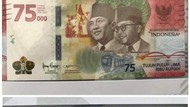 Viral Pedagang Sate Tolak Terima Uang Baru Rp 75 Ribu
