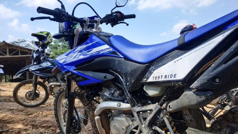 Fun Adventure WR155R di Hambalang, Bogor
