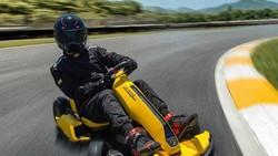 Mainan Baru Crazy Rich Malang, Gokart Lamborghini
