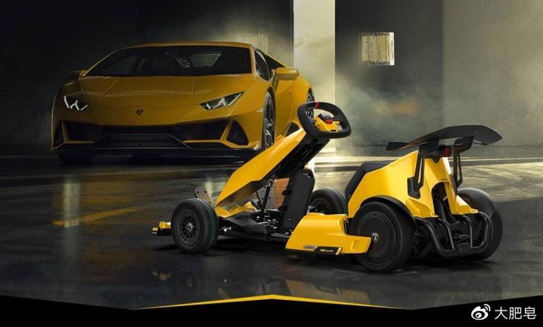 Xiaomi Rilis Gokart Rasa Lamborghini