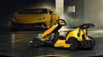 Kuning Ngejreng, Xiaomi Rilis Gokart Rasa Lamborghini