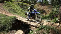 Yamaha WR155 R Bakal Lahir Versi Supermoto?