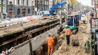Hanya saja, biaya reparasi kanal dipastikan cukup mahal. Sekitar 22,5 juta Euro dipastikan mengalir untuk perawatan kanal setiap tahunnya (Gemeente Amsterdam)