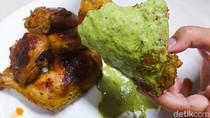 Paris di Jakarta: Puas Makan Ayam Afrika dengan Cocolan Saus Hijau yang Creamy