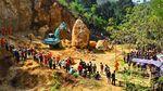 Tiga Orang Tewas Imbas Tebing Longsor di Grobogan