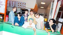 #DynamiteParty! BTS Cetak Sejumlah Rekor di 24 Jam Perilisan Dynamite