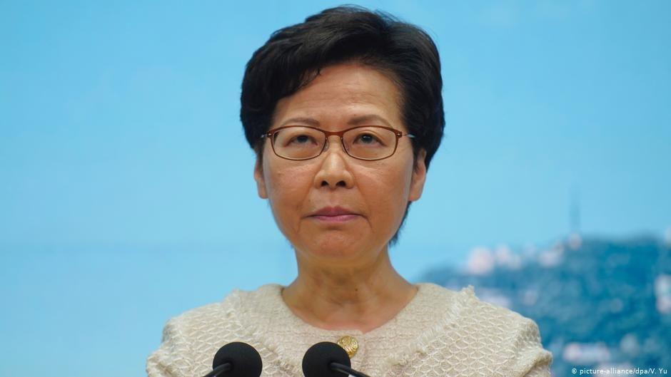 Carrie Lam Tak Ambil Pusing Sanksi AS Terhadapnya