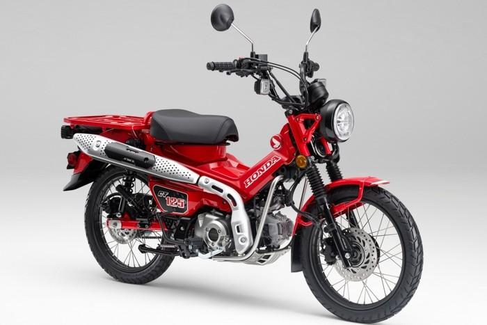 Honda CT125 Meluncur di Indonesia.