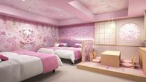 Gemas, Hotel di Tokyo Ini Berdekorasi Serba Hello Kitty