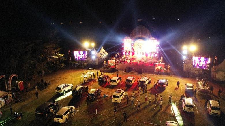 Hybrid Drive In Concert Bali