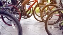 Rombongan Pesepeda Ibu-ibu Hendak Dijambret di Jakpus, Polisi Turun Tangan