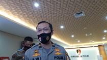 Polri: Banyak CCTV di Lantai 6 Kejagung Rusak Terbakar