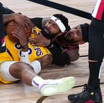 Lakers Vs Blazers: LeBron James cs kalah di Gim Pertama Playoff NBA