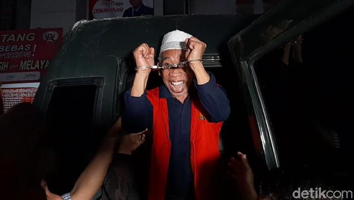 Pelawak Nurul Qomar dijebloskan ke Lapas Brebes