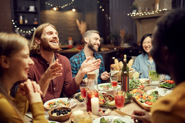 Pengujung restoran kabur tak mau bayar tagihan pesanan