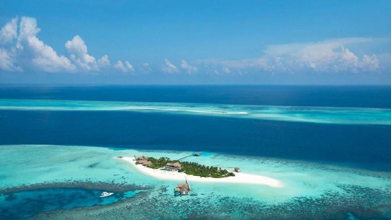 Pulau Voavah, Maldives