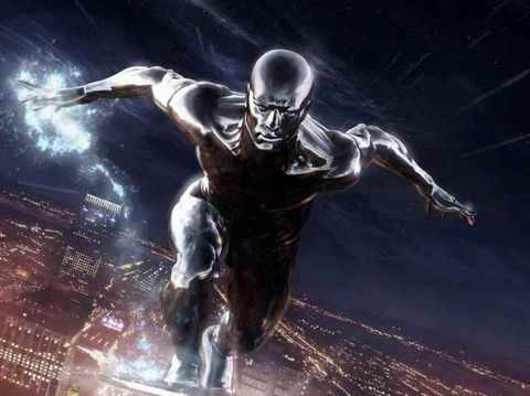 the marvel superhero