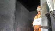 Klinik Aborsi di Jakpus Membakar Janin untuk Hilangkan Barang Bukti