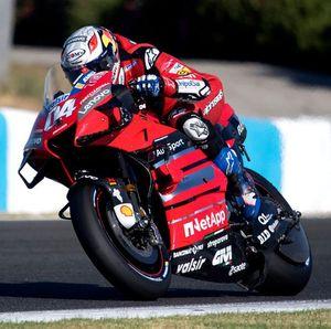 Klasemen MotoGP 2020: Andrea Dovizioso Masih Teratas