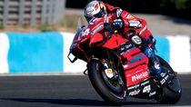Pebalap MotoGP Pakai Sistem Komunikasi di Helm, Seberapa Efektif?