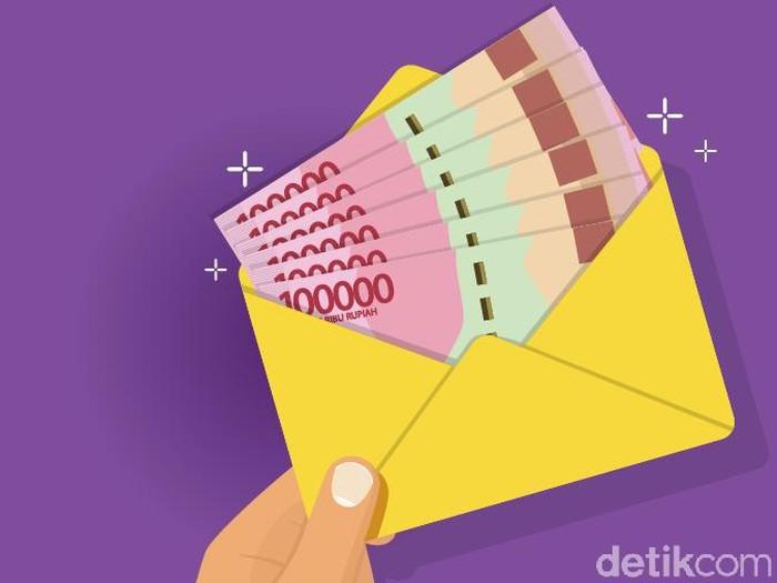 Bantuan Rp 600 ribu