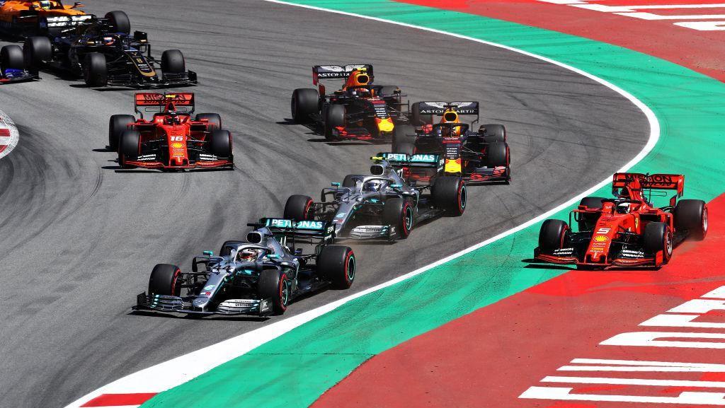 Sepuluh Tim F1 Sepakati Kontrak Baru Sampai 2025