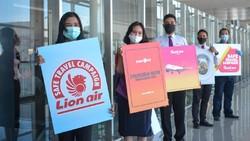 Tarif Tes PCR Lion Group Terbaru: Rp 250 Ribu