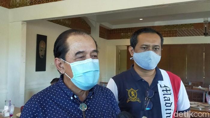 Sebanyak 22 pegawai positif COVID-19. Direktur PT Panca Wira Usaha (PWU) yang sekaligus penanggung jawab Lumbung Pangan Jatim, Erlangga Satriagung menyebut, itu bukan klaster penyebaran COVID-19.